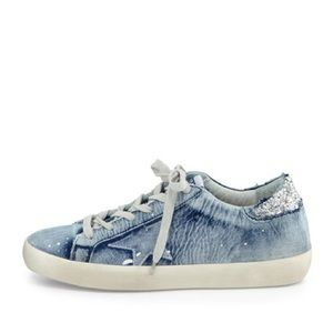 Golden goose denim superstar size 40
